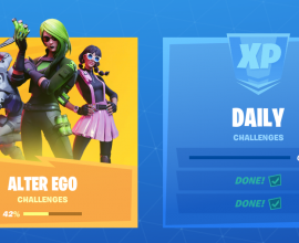 fortnite daily